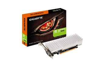 Gigabyte nVidia GeForce GT 1030 2GB DDR5 Silent PCIe Graphic Card Low Profile
