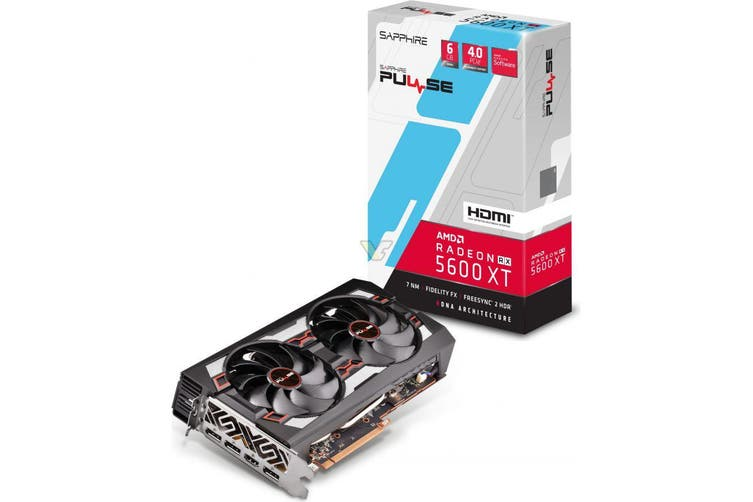 Sapphire AMD Radeon HDMI Triple DP OC W/BP UEFI VGA Card 1750 Boost 14GBPS Speed