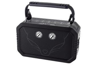 Traveller Bluetooth Speaker 20W Waterproof BT4.0 Blk