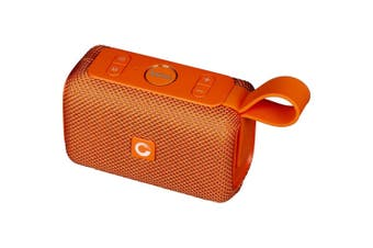 Ego Bluetooth Speaker IPX6 Waterproof Orange