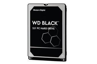 Western Digital WD Black 1TB 2.5Inch SATA HDD 7200RPM 64MB Cache 5 Year Warranty
