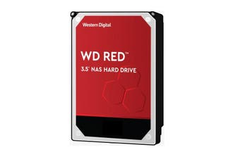 Western Digital WD Red 3TB NAS 64MB 3.5 Inch 5400RPM SATA3 6Gbps 64MB Cache