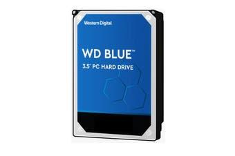 Western Digital WD Blue 4TB 3.5Inch SATA PC HDD 5400RPM 6Gbps 64MB Cache