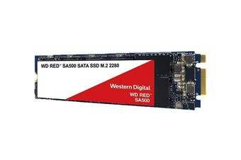 Western Digital WD Red SA500 1TB M.2. 2280 SATA NAS SSD 560MBps 5years Warranty