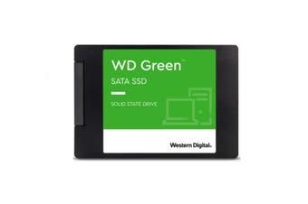 Western Digital WD Green 240GB 2.5Inch 3D NAND SSD 7MM SATA 6GB 3 Years Warranty