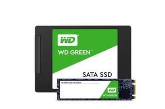 Western Digital WD Green 480GB 2.5 Inch SATA SSD Light Weight 3 Year Warranty