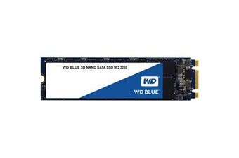 Western Digital WD Blue 3D NAND 500GB SSD M.2 2280 Form Factor SATA Interface