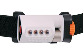 4 LED Weatherproof Headband Torch