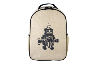 So Young Toddler Kids Back Pack Bag Robot Machine Washable Travel Childrens