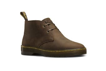Dr. Martens Cabrillo 2 Eye Shoes Leather Chukka - Gaucho
