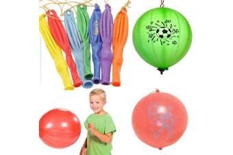 3pcs PUNCH BALLOONS Balloon Party Bag Fillers Pinata Birthday Inflatable