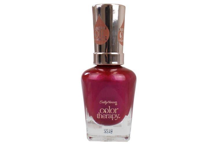 Sally Hansen 14.7ml Color Therapy Nail Polish - 280 Robes And Rose
