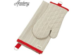 ACADEMY 2pcs Tea Towel & Oven Glove Set Fitzgerald Kitchen Home Goods Mitt