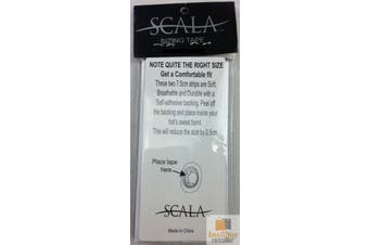 SCALA Hat Sizing Tape Sticky Sweatband Foam Reducing Strip Band Breathable New