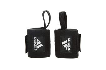 Adidas Wrist Wraps Training Equipment Strap Elastic Thick Fighting Fitness Gym