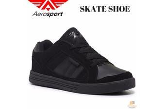 AEROSPORT Men's Rail Senior Skate Shoes Sports Runners Sneakers Gym Trainers New