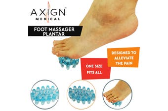 AXIGN Medical Foot Massager Plantar Fasciitis Massage Heel Arch Metatarsalgia Pain Relief