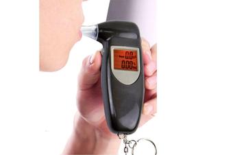 Digital Breath Alcohol Tester Breathalyzer Analyzer Handheld Portable Detector