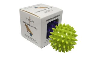 Axign Medical Plantar Fasciitis Spiky Arch Massage Ball Heel Arch Pain Relief