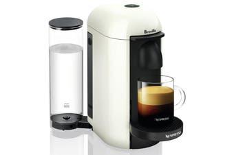 Breville Nespresso Vertuo Plus White Solo Deluxe Coffee Pod Machine