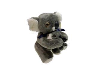 30cm Premium Australian Souvenir Grey KOALA Bear Soft Plush Toy Cute Quality