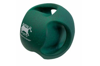 3kg 4-Grip Medicine Ball Weight Exercise Ball Gym Sports Home Workout Training