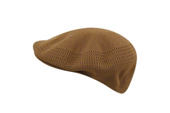 KANGOL Tropic Ventair 504 Ivy Cap 0290BC Classic Summer Vintage Flat Driving Hat