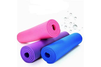 YOGA MAT Non-Slip Light Gym Fitness Home Exercise 1730x610x6mm Pilates