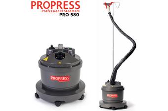 PROPRESS Garment Steamer Iron Clothes Heavy Duty Professional Pro 580 - Black