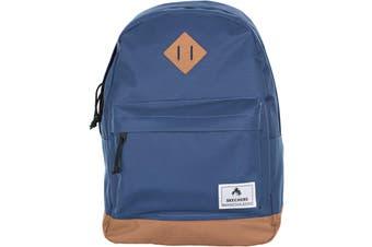 19L SKECHERS Laptop Backpack Travel Bag Water Repellent Tablet - Navy