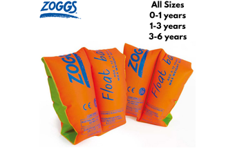 ZOGGS Float Bands Stage 2 Learn To Swim Children's Arm Bands Float Inflatable Rings Swimming