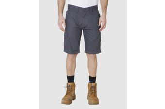 Elwood Workwear Men's Utility Short Shoe - CHARCOAL
