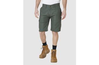 Elwood Workwear Men's Utility Short Shoe - ARMY