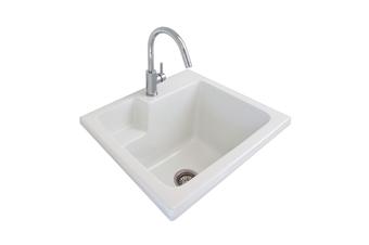 Seima Eva 620 Laundry Sink Inset White 0T 191506