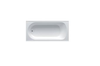 Seima Tondo 1525 Bath Inset White 191523