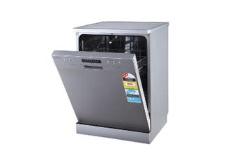 Artusi Dishwasher 60cm Freestanding Stainless Steel ADW5001X