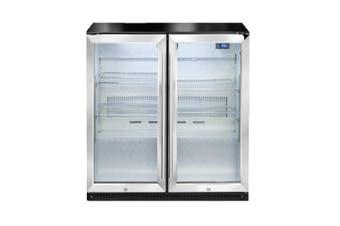 Artusi Double Door Outdoor Refrigerator Stainless Steel AOF2S