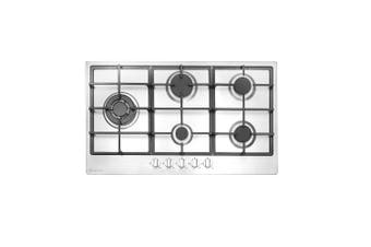 Artusi Cooktop 90cm Gas Hob Stainless Steel CAGH95X