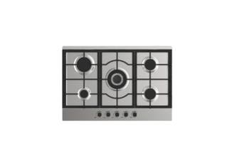 Fornelli Cooktop 900mm Gas Stainless Steel DCG9501S-F