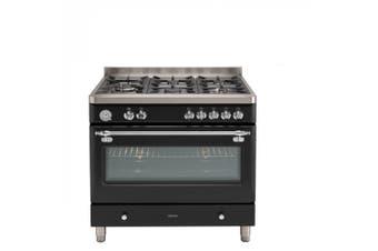 Euro Appliances Freestanding Oven 90cm Anthracite Royal Chiantishire ECSH900AN