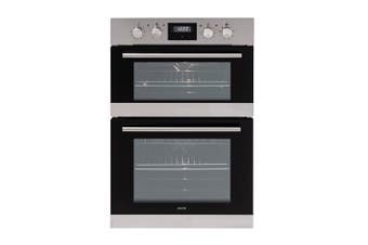 Euro Oven Double 600mm Stainless Steel EO8060DX