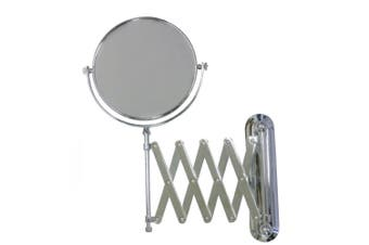 Thermogroup Ablaze Magnifying Mirror Non Lit Wall Mount 4x Chrome R46SM