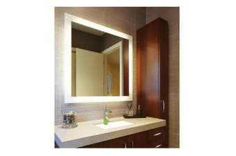 Thermogroup Ablaze Mirror Premium Back-Lit S Range Mirror 900mm x 750mm (S500C - 900mm x 750mm)