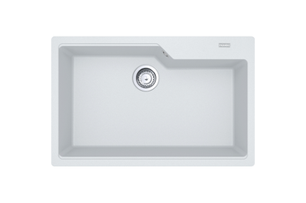 Franke Sink Urban Single Bowl - Polar White - UBG210-78PW