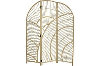 Breeze Qori Natural Rattan Room Divider Screen