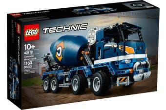 LEGO 42112 Concrete Mixer Truck Technic