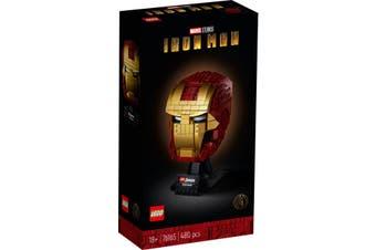 LEGO 76165 Iron Man Helmet Marvel