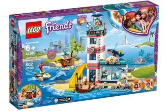 LEGO 41380 Lighthouse Rescue Center Friends