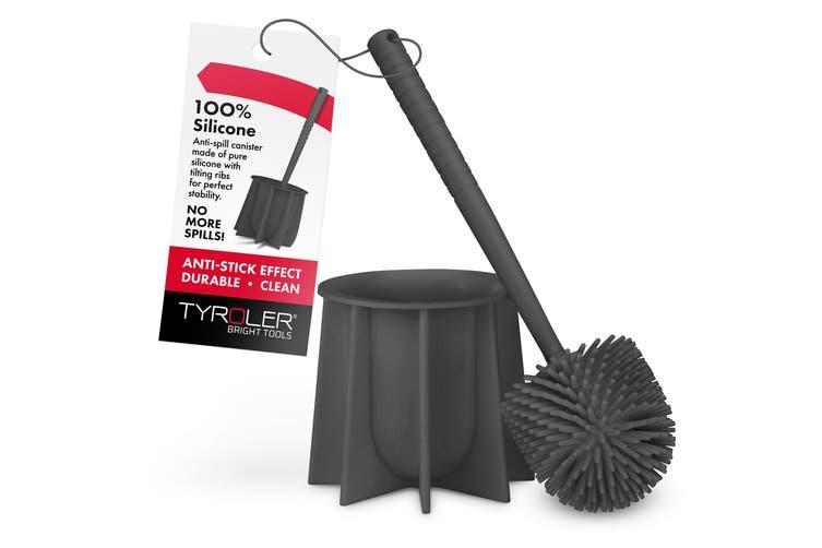 Antibactrial Toilet Brush (Gray)