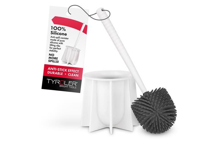 Antibactrial Toilet Brush (White)